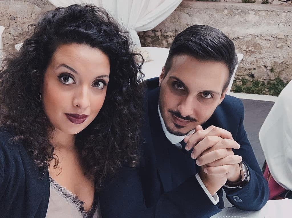 """""""Tienimi su quando sto per cadere. Tu siediti qui, parlami ancora se non ho parole. Io non te lo chiedo mai ma portami al mare, a ballare. Non ti fidare. Sai quando ti dico che va tutto bene così. E perdonami, sono forte, sì ma poi sono anche fragile."""" . . . #couple#love#ootd#couplegoals#imagin8#portrait#smile#weddingday#tbt#webstagram#style#mytinyaltlas#italian_places#song#topeuropephotos#meandyou#lovley#cute#fabshots#elegance#fashiongram#italiansong#amore#sorriso#elisa#buongiorno#instalove#ins"""
