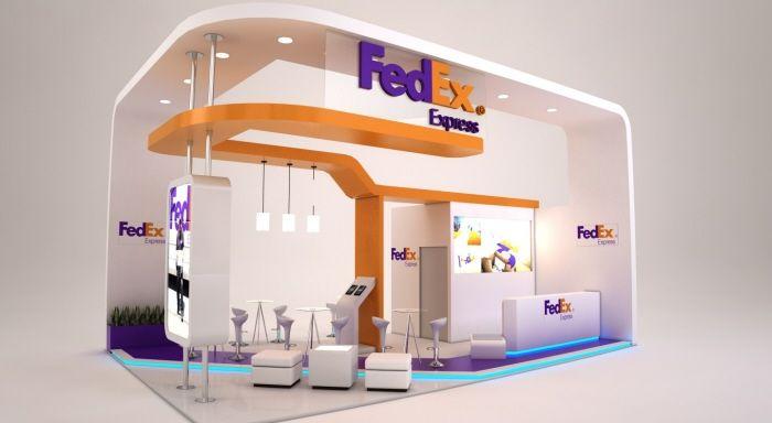 Corner Exhibition Stands Near Me : Fedex by jav ayala at coroflot exhibits ok me