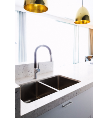 find this pin and more on kitchen a stylish undermount double sink - Oliveri Undermount Kitchen Sinks