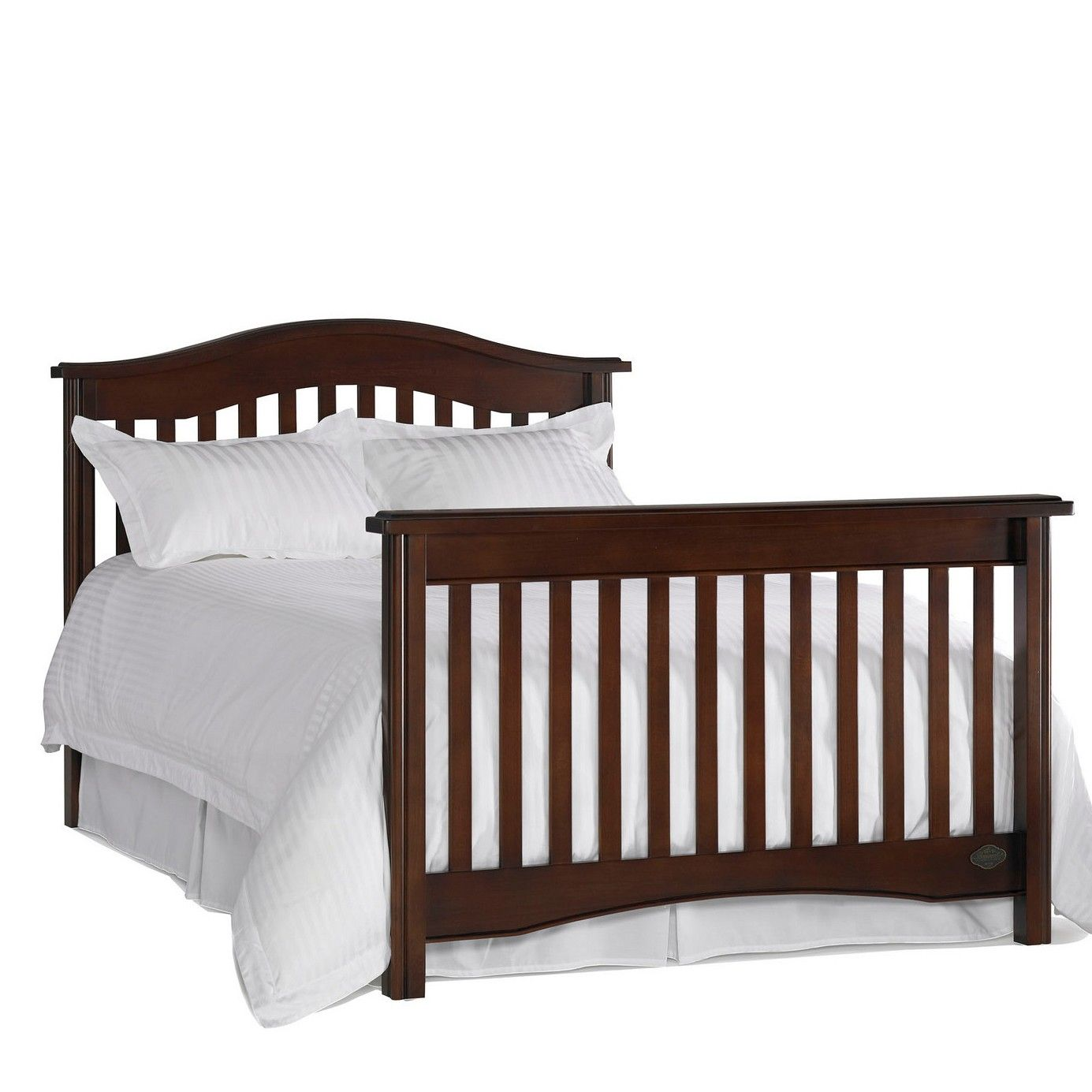 Bonavita crib for sale used - Bed Rails We Need For Lu S Crib Bonavita Hudson Collection Full Size Bed Rails In Chocolate