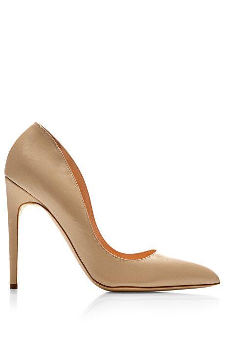 Rupert Sanderson-Shelly | Heels, Peep toe pumps, Me too shoes