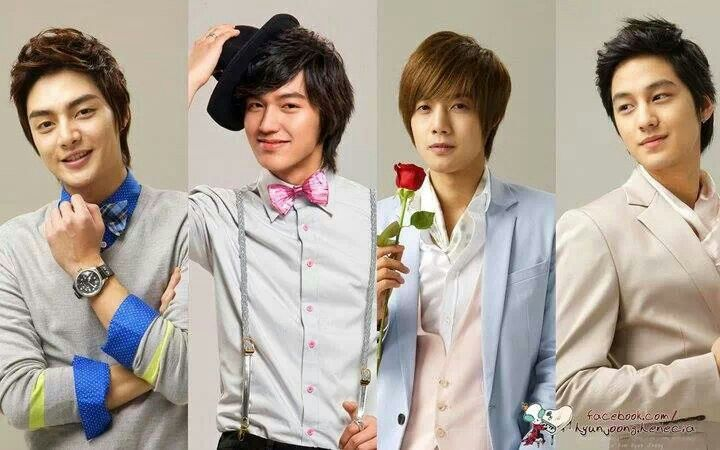 Boys Over Flowers 꽃보다 남자!!