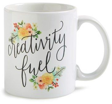 Yep :: 'Creativity Fuel' Mug