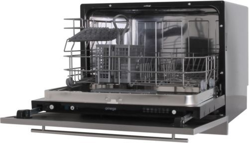 Omega 60cm Fully Integrated Compact Dishwasher Ofi101xa Compact Dishwasher Single Drawer Dishwasher Buying Appliances