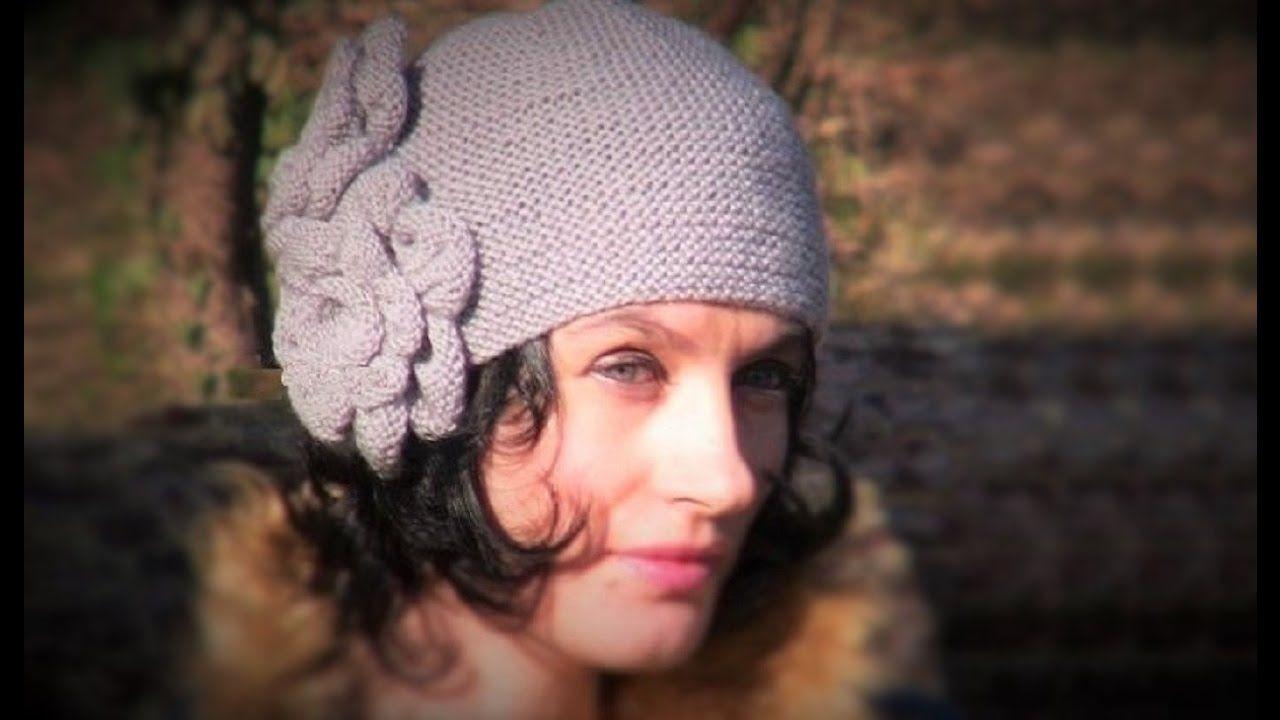 Вязание летняя шапочка для девочки 2 года