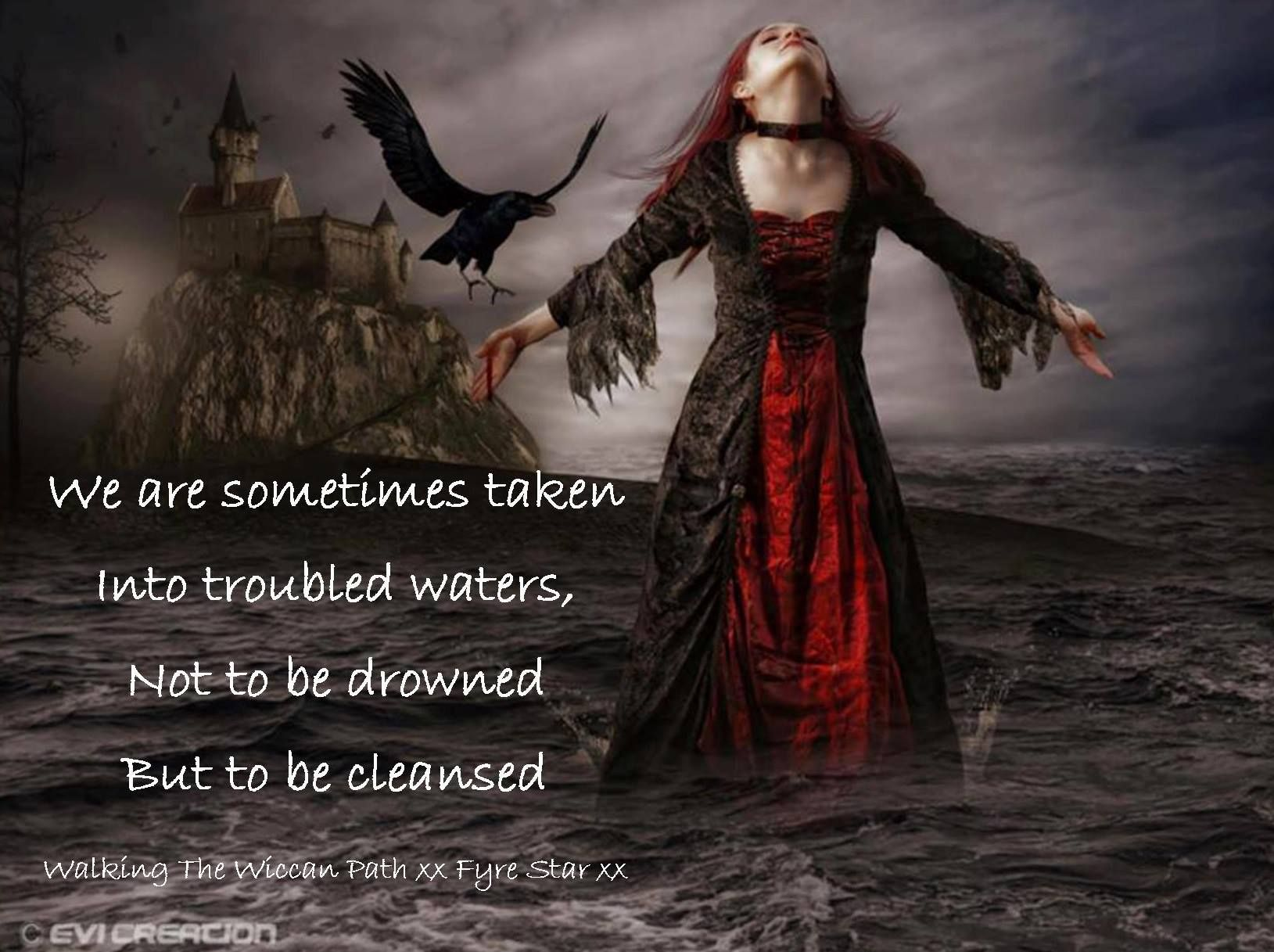 blood moon spiritual meaning wicca - photo #32