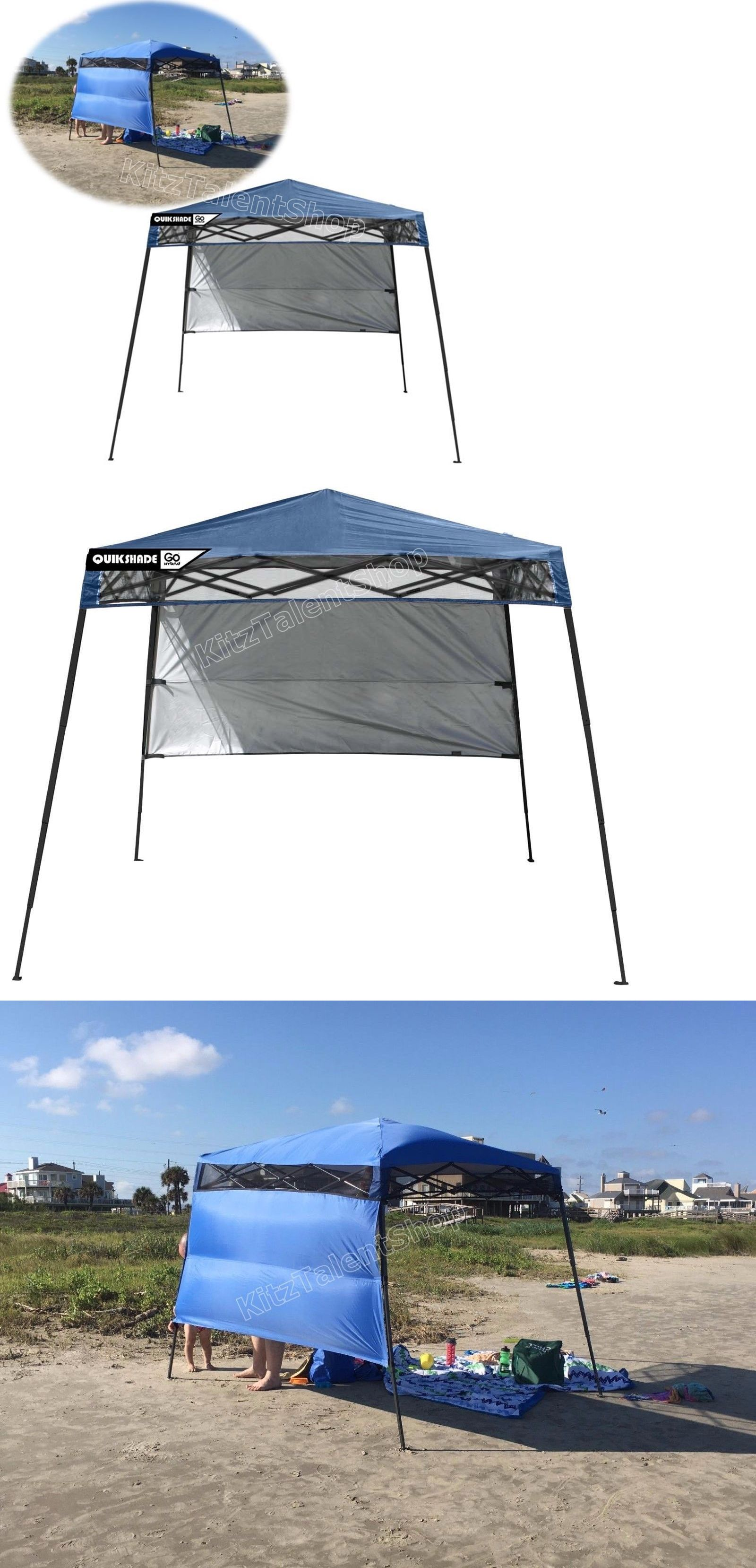 Canopies And Shelters 179011: New Beach Tent Canopy Cabana