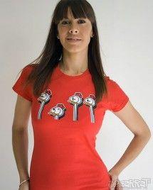 Camiseta - Cuatro Poios