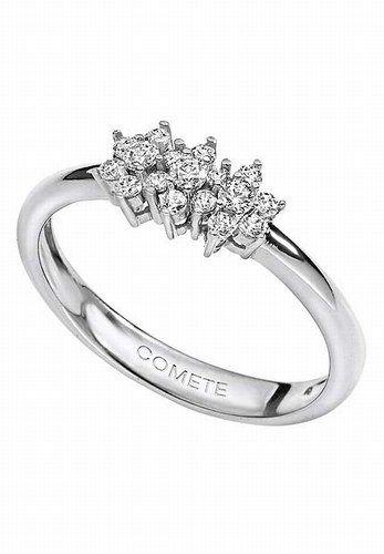rivenditore di vendita 49071 7c450 Anello di fidanzamento Comete Gioielli - Anelli da ...