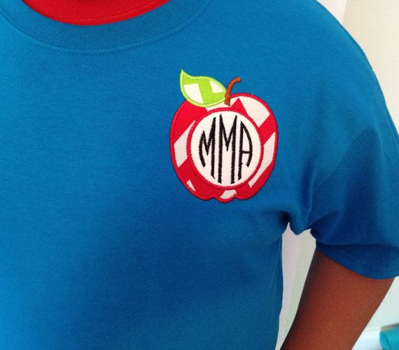 Preschool Teacher Embroidered T-Shirt