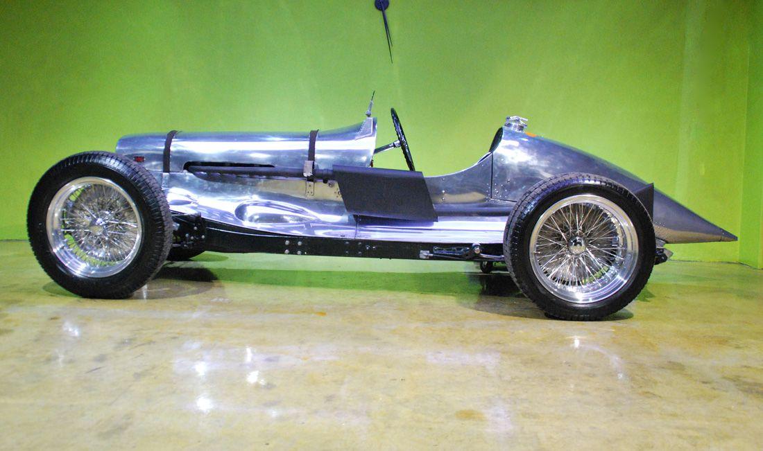 1935 MG Bellevue Monoposto (SOLD) Tom Hardman Limited