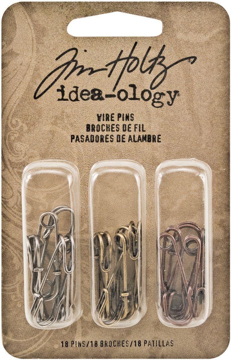 Tim Holtz® idea-ology Wire Pins