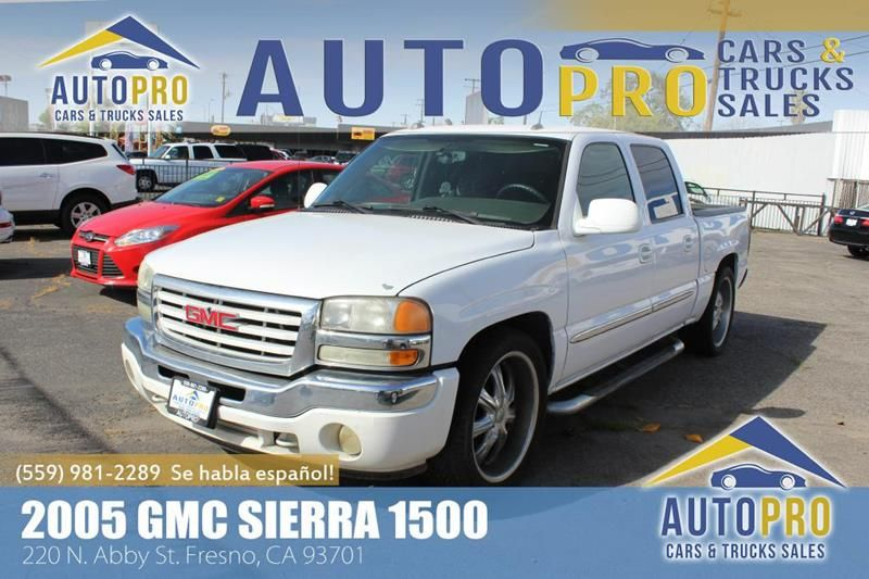 2005 Gmc Sierra 1500 Recently Reduced Now 10 995 Equipped With