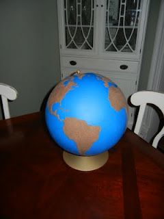 Montessori Globe World Parts 3D Earth Model Sandpaper Land /& Water Oceans Puzzle Early Education Wooden Educational Toys Preschool Training Aid Gifts