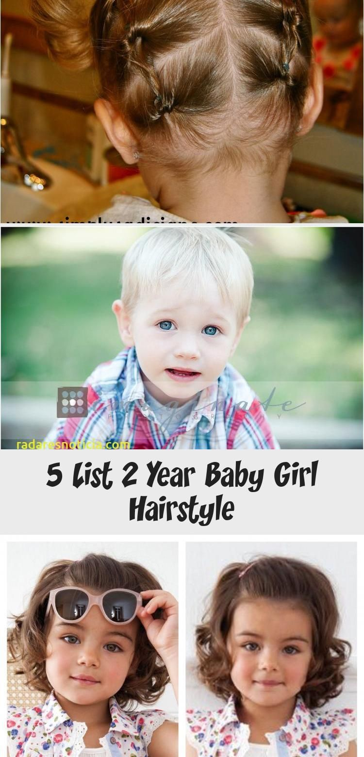 5 List 2 Year Baby Girl Hairstyle - Mother-Baby #babygirlhairstyles