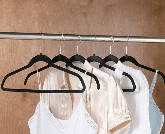 Sources For Velvet And Flocked Hangers Slim Hangers Velvet