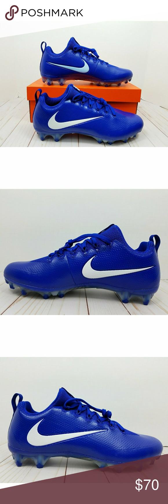 low priced 622a8 fbd26 Nike Vapor Untouchable Pro CF Football Cleats Nike Vapor Untouchable Pro CF Football  Cleats Game Royal Size 11.5 (922898-415) These cleats are brand new, ...