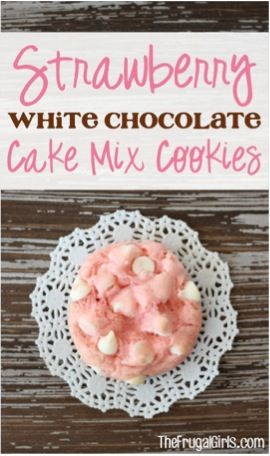 Got cookie monsters lurking around your house? This BIG List of Cake Mix Cookie Recipes is sure to satisfy every Cookie Monster craving! Valentine's Day Cake Mix Cookies Recipe Valentine's Day M&am...