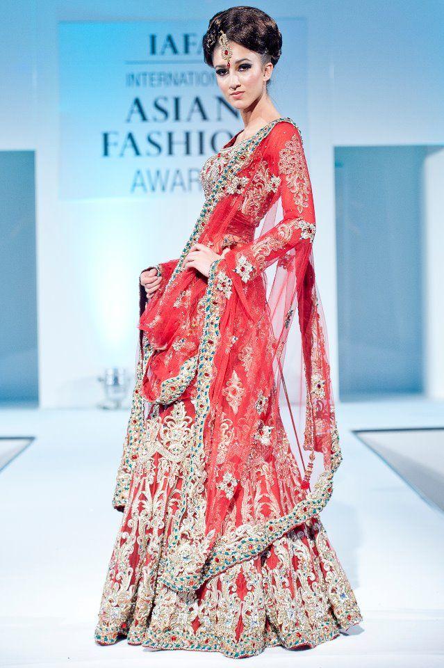 Asian wedding-long sleeves   vestido indu   Pinterest   Vestiditos