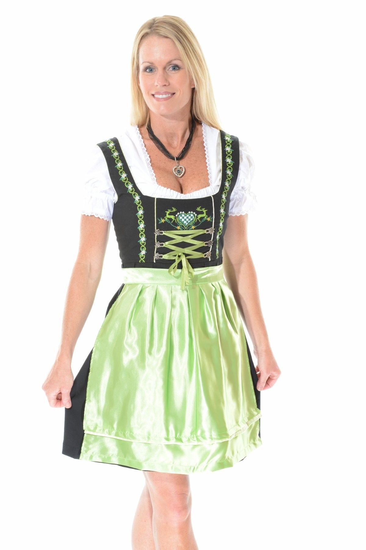 OKTOBERFEST GALORE Dirndl German style dress design