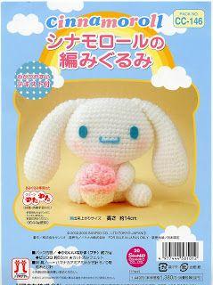 Kawaii Amigurumi Free Patterns : FREE Crochet Pattern : Kawaii Amigurumi Bunny FREE ...