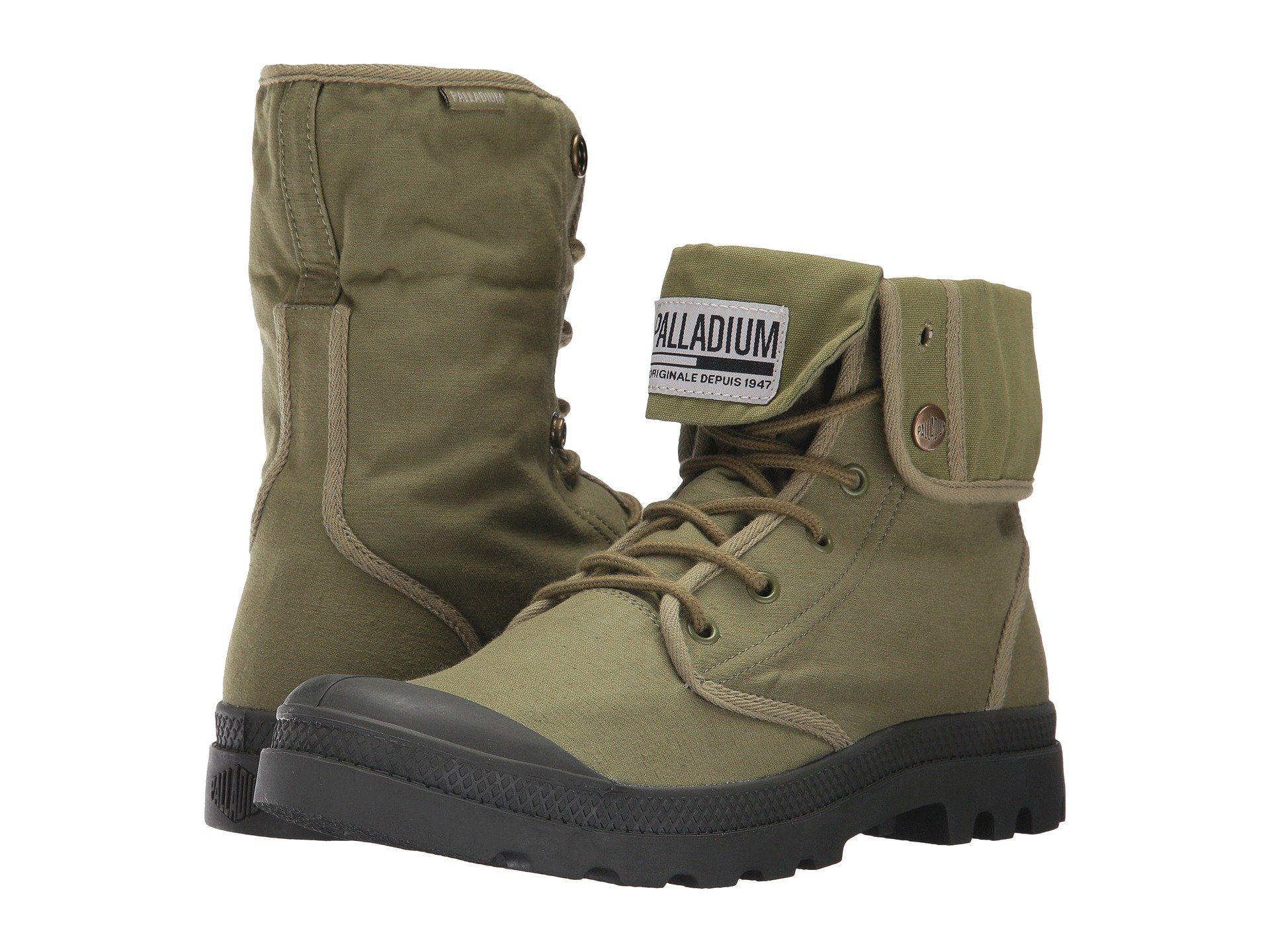 46563b4075899 PALLADIUM Baggy Army TRNG Camp. #palladium #shoes #   Palladium in ...