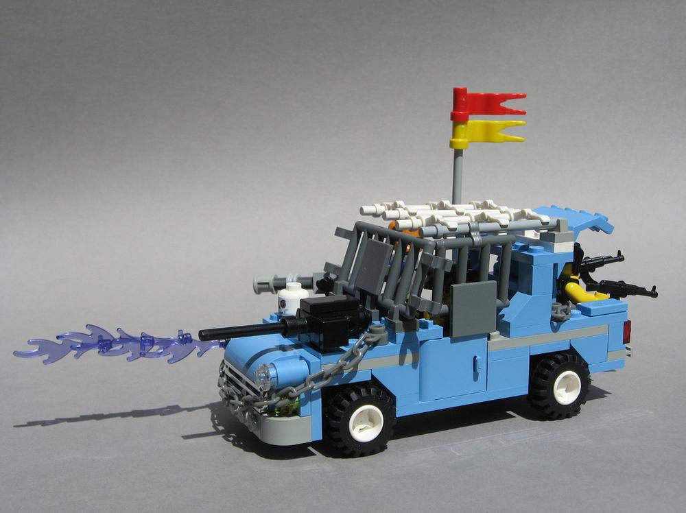 хабаровске, лего машины для зомби апокалипсиса правой ноге чуть