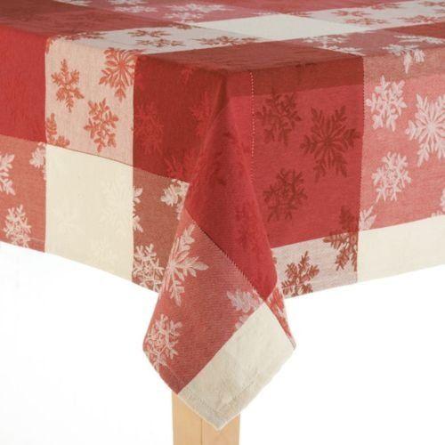 Amazon Com St Nicholas Square Red Snowflake Christmas