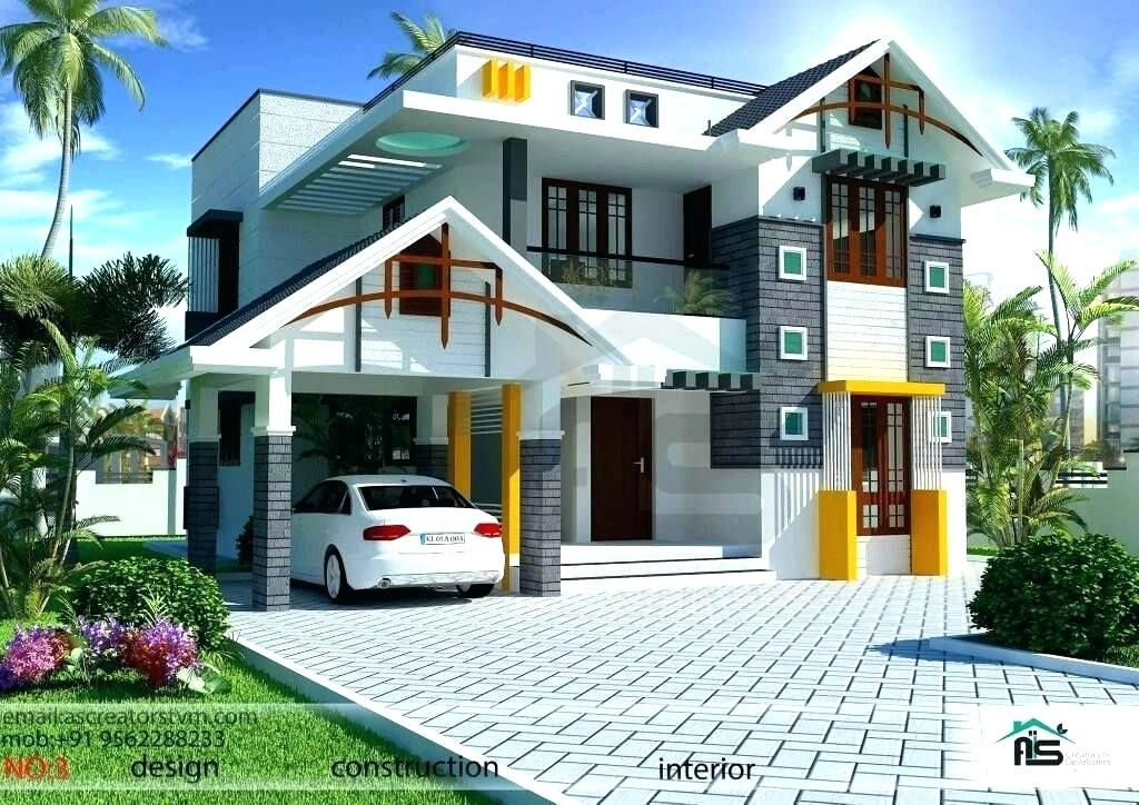 Top 30 Modern House Design Ideas For 2020 In 2020 Kerala House