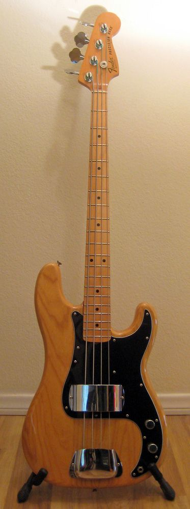 78 US Fender P-Bass