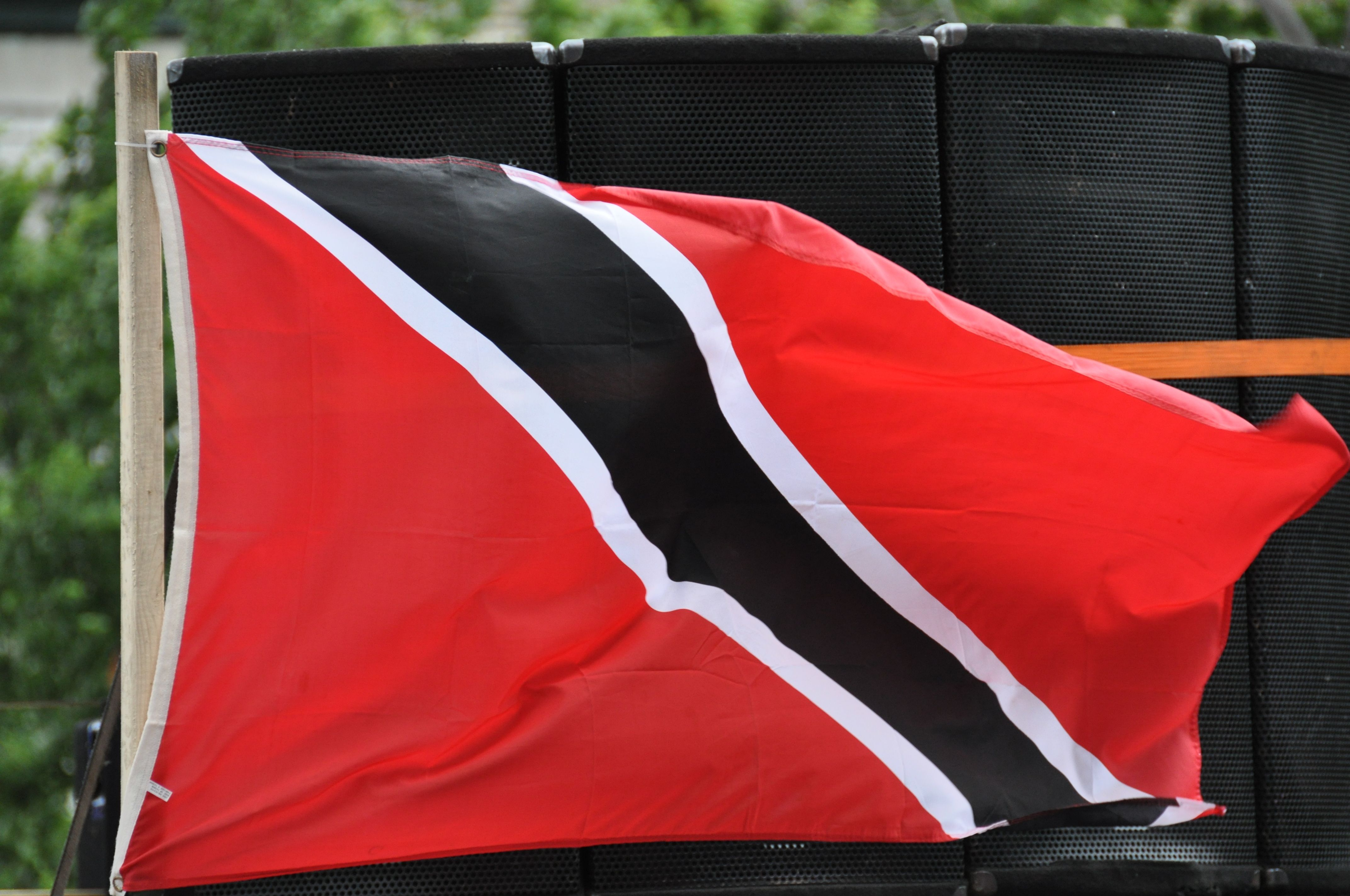 Trinidad Carnival Banners Tricolor Banners