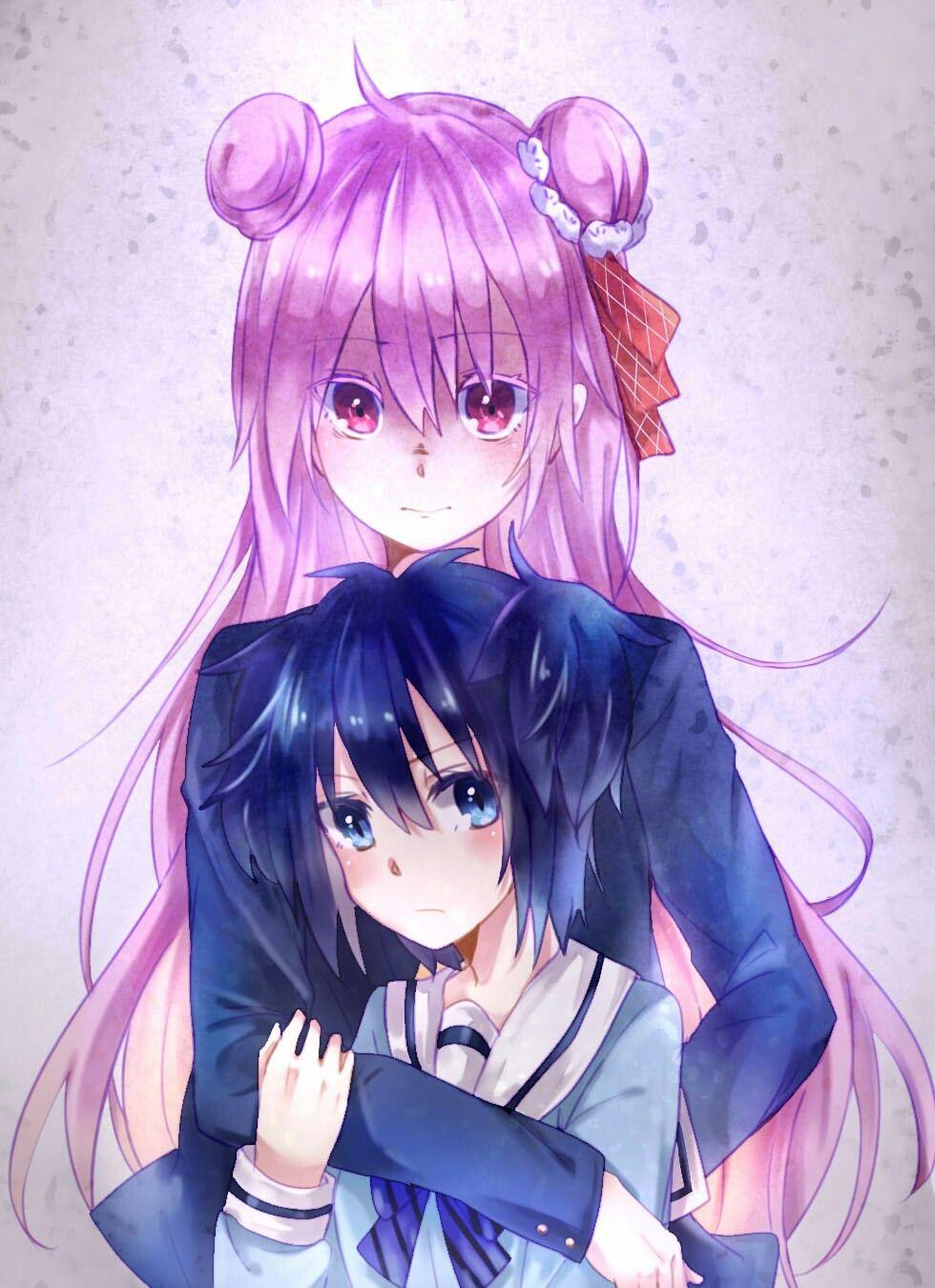 Satou Shio Kawaii Anime Anime Yuri Anime