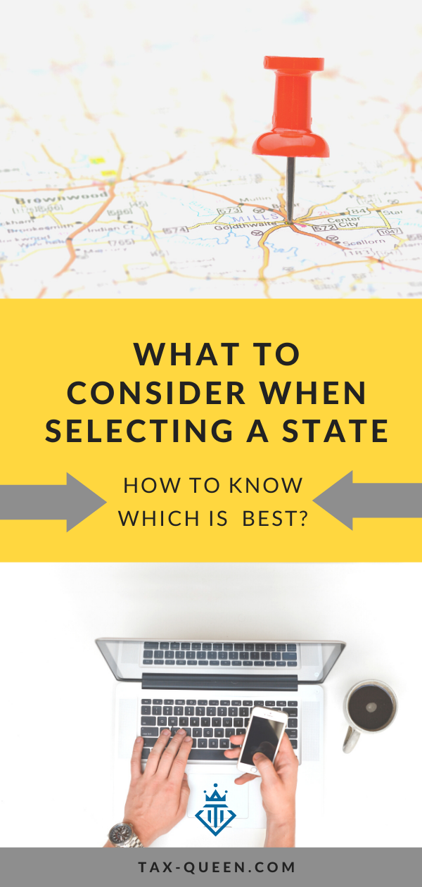 How To Choose Your Domicile State In 2020 Tax Time Tax