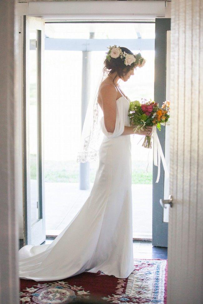 A Line Size 8 Romantic DressesUsed Wedding