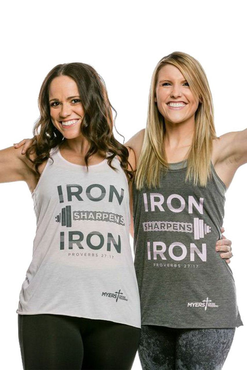 Iron Sharpens Iron Bundle - Cross Training Couture