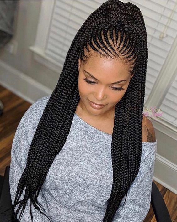 40 Beautiful Braided Updos For Black Women Braids Hairstyles Pictures African Hair Braiding Styles African Braids Hairstyles Pictures