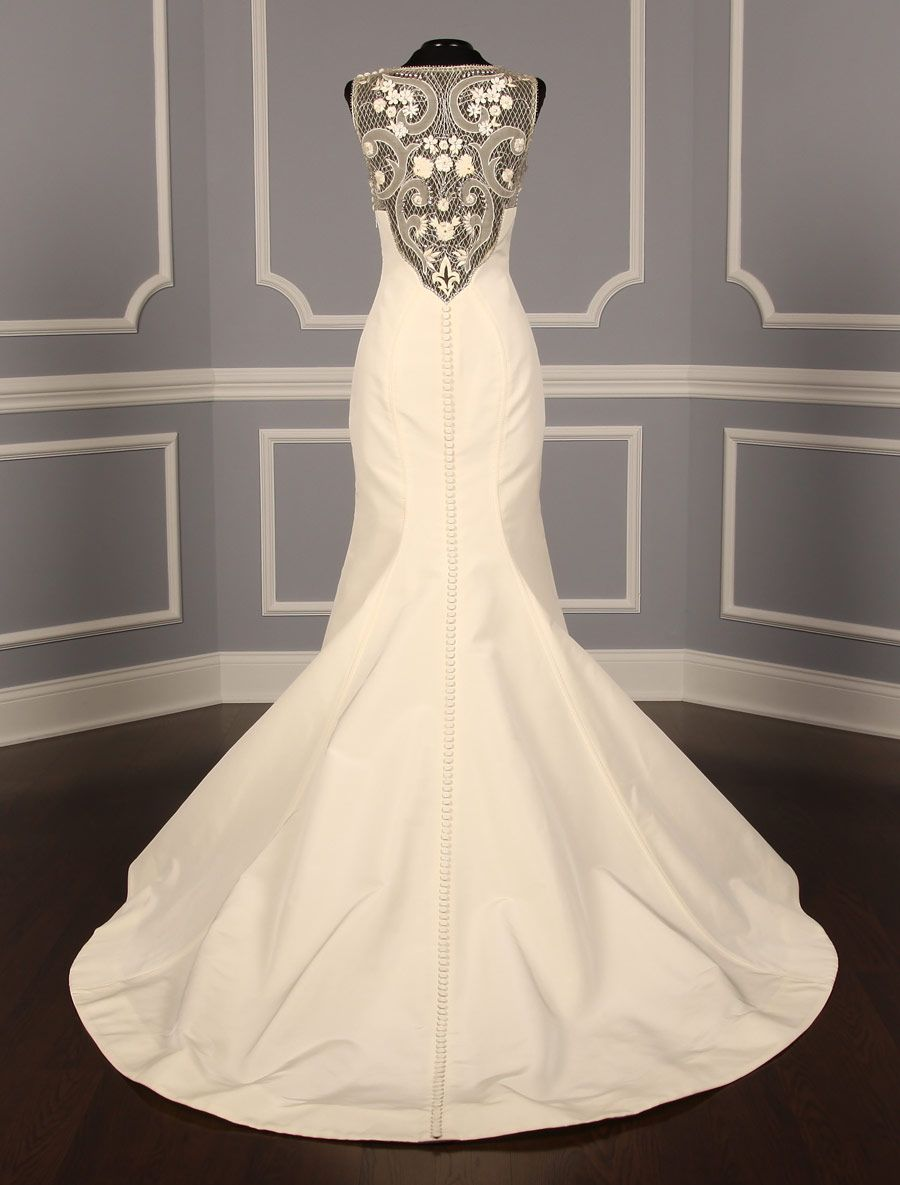 Carolina Herrera Juliet 35301 Discount Designer Wedding Dress