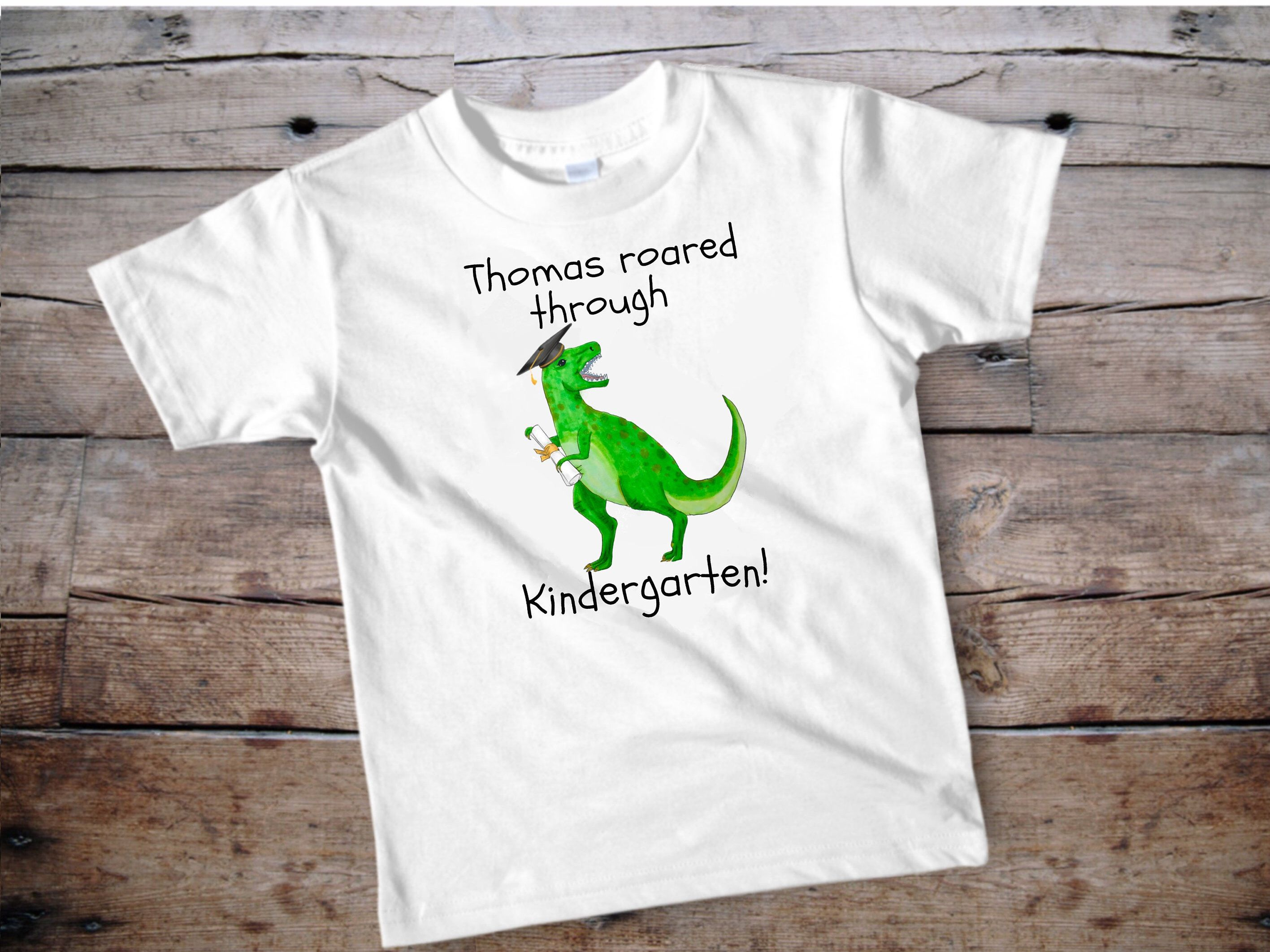 8b2bd3d88 Graduation shirt, kid graduation shirt, custom graduation shirts, dinosaur  shirt, kindergarten tshirt, kindergarten graduation, dinosaur tee