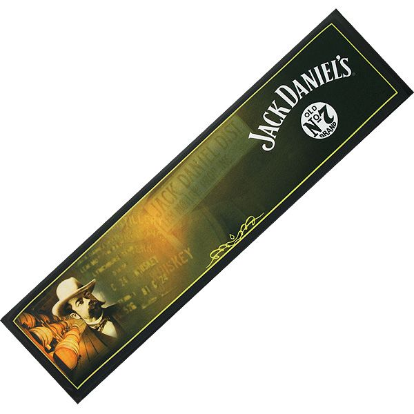 Charmant Jack Danielu0027s Wetstop Bar Runner | Bar Mats Bar Towels   Buy At Drinkstuff