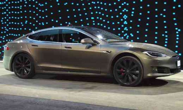 2018 Tesla Model S P100d 2018 Tesla Model S Price 2018 Tesla Model