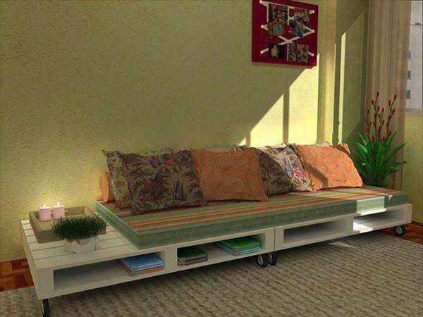 paletten sofa bauen – performal, Best garten ideen