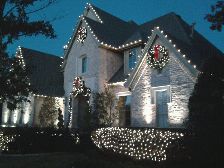 Fantastic Outdoor Christmas Lights Decorating | advice for your ...