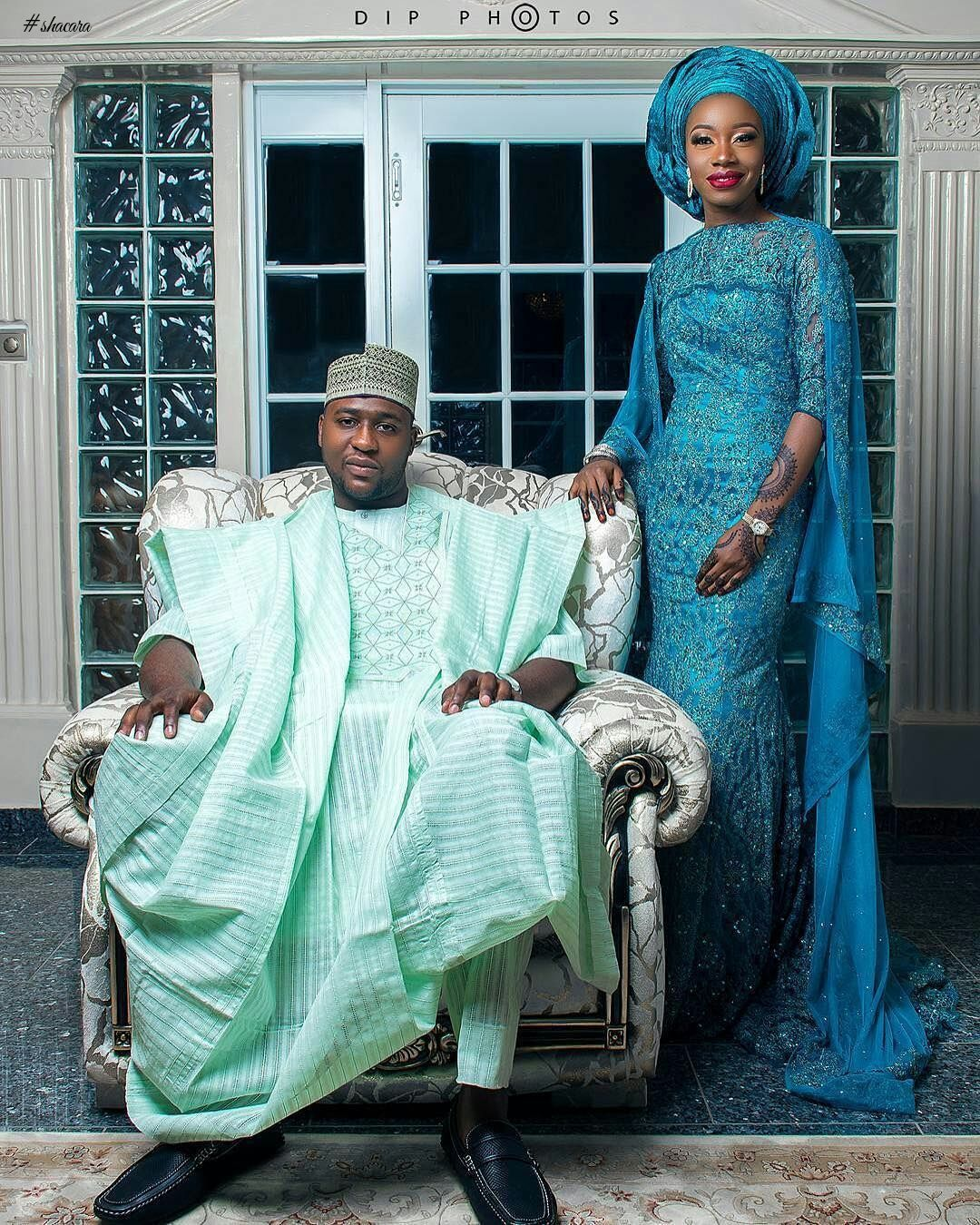 Hausa Traditional Wedding Attire for Men | Traditional weddings ...