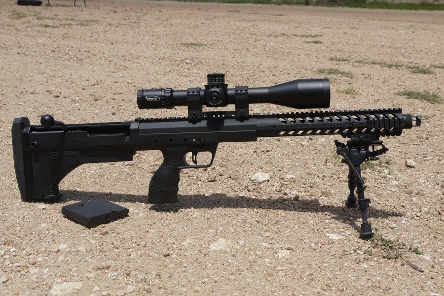 how to put on suppressor on airsoft remington 700