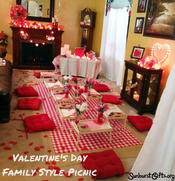 Celebrate Valentine S Day Family Style With Images Valentines