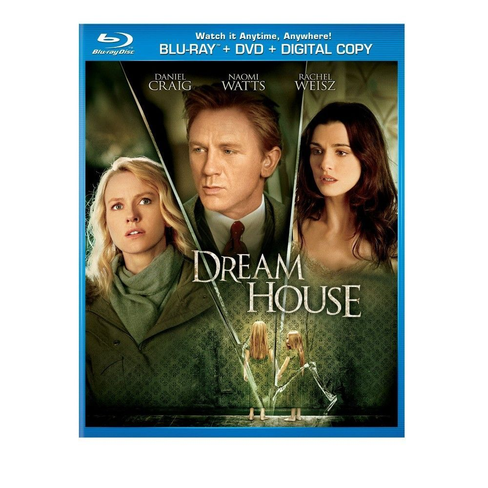 Dream House [2 Discs] [Includes Digital Copy] [UltraViolet] [Blu-ray/DVD]