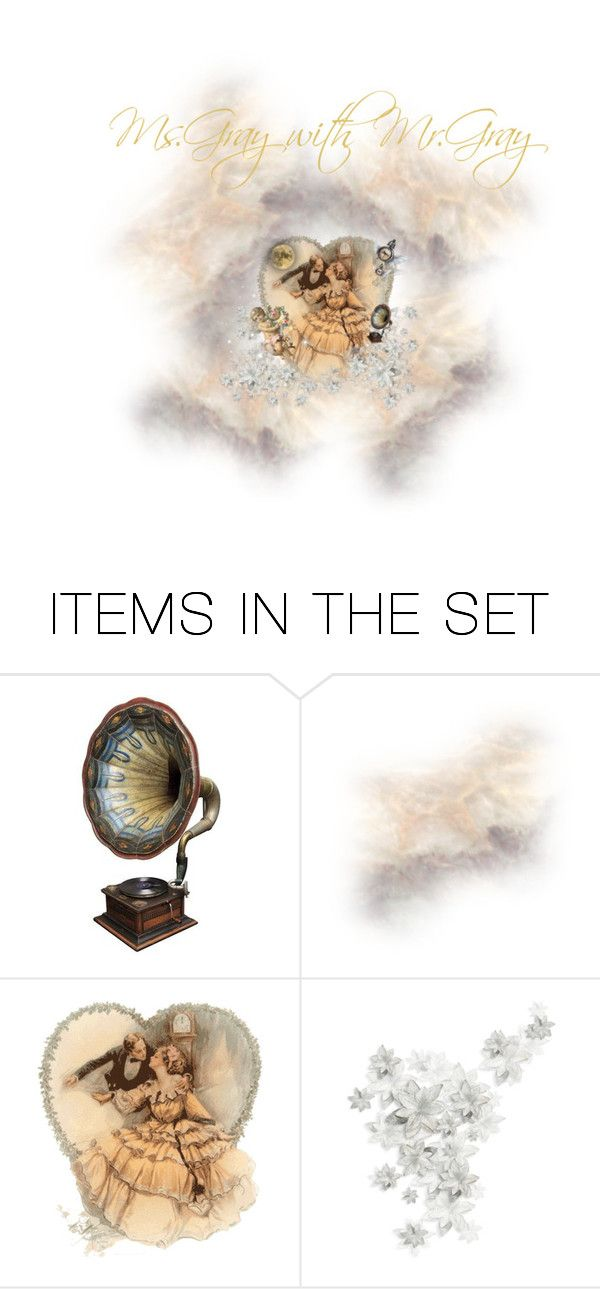 """""""Love is all around"""" by fmsgray ❤ liked on Polyvore featuring art"""