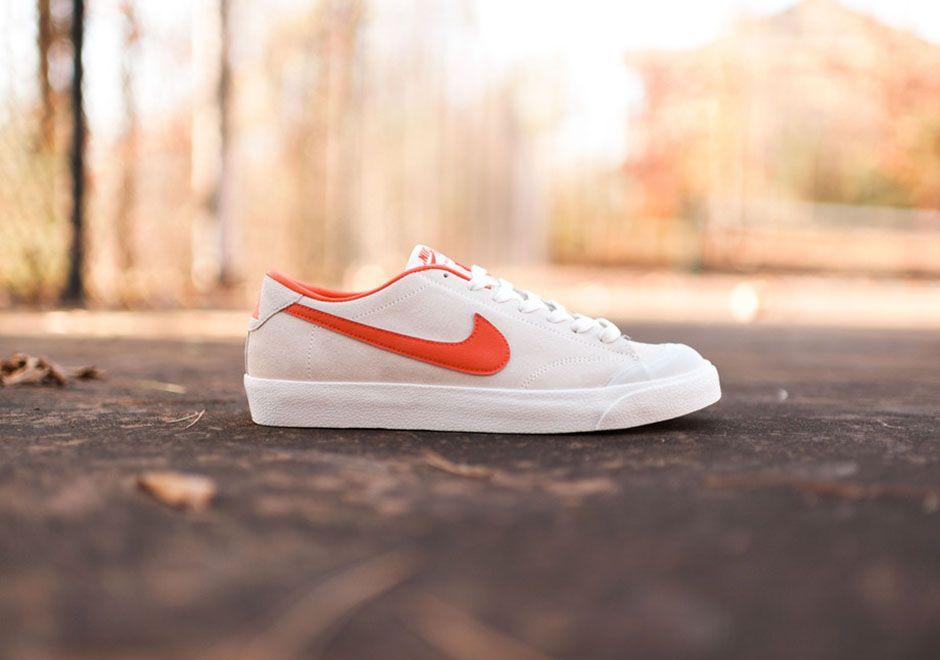 huge selection of 4bbe0 32b89 Poler x Nike SB Zoom, IvoryUniversity Orange-Light Bone