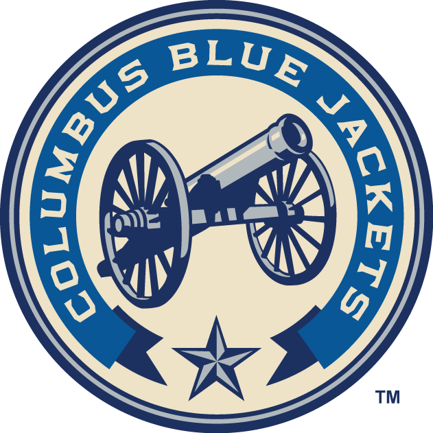 new arrival a223e bdbc5 Columbus Blue Jackets Alternate Logo (2011) - Alternate ...