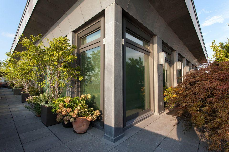 Brook Landscape - TRIBECA - New-york-penthouse-garden